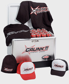 CRUNK!!! Trunk | by CRUNK!!! Energy Drink