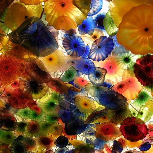 What Is Ce >> le Bellagio | Plafond de fleurs en verre de Dale Chihuly. Ce… | Flickr