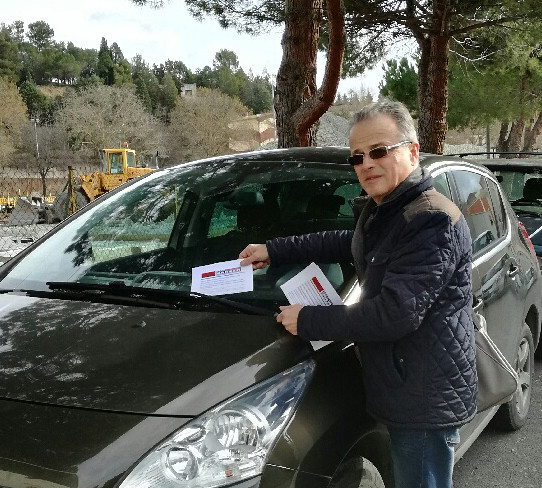 Campagne dans l'Aude