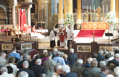 Thanksgiving Mass for the Sacrament of Marriage in Westminster Cathedral | by Catholic Church (England and Wales)