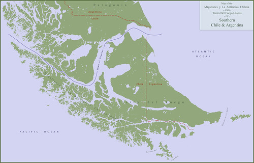 Not so straits of magellan this is a work in progress i