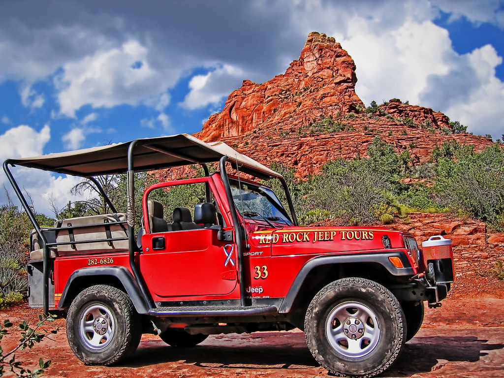 Superior ... Red Rock Jeep Tour In Sedona Arizona | By Jrhansen