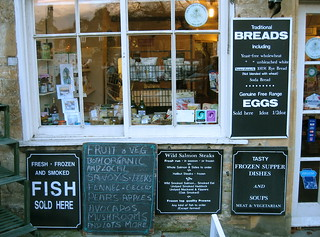 The Organic Shop, Stow on the Wold | by Jon Hicks