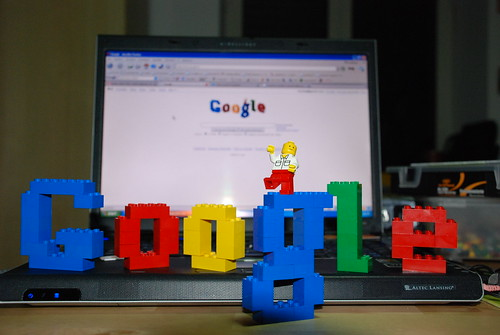 Google Lego 50th Anniversary Inspiration | by Antonio Manfredonio