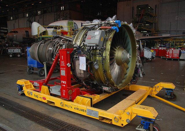 Boeing Jet Engine Boeing 737-832 Cfm56-7 Jet