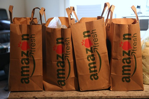 First Amazon Fresh Delivery | by amish.patel