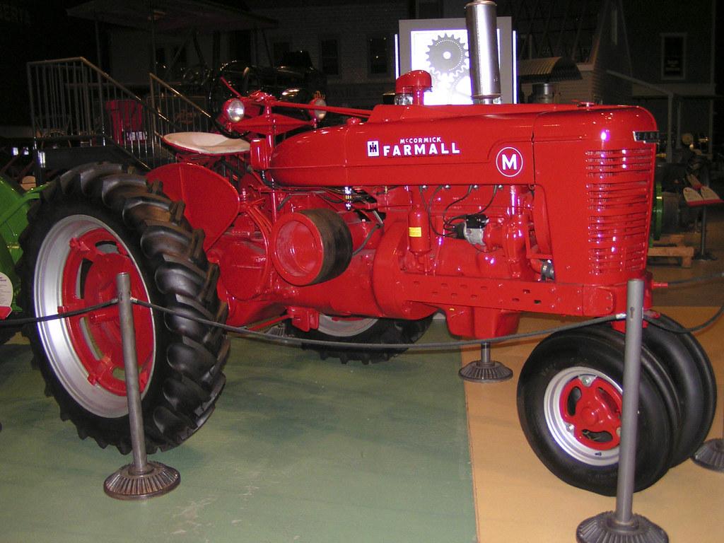 Pulling Tractors For Sale >> 1946 International Harvester Farmall Model M   1946 ...