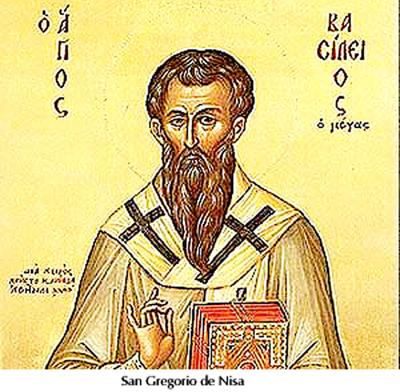 S. Gregorio de Nisa