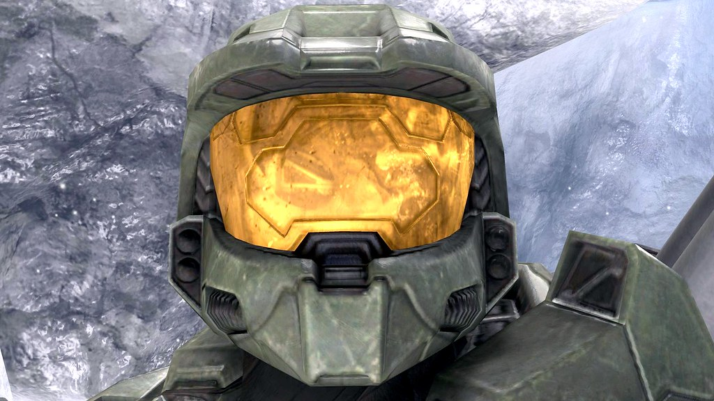 A3 Helmet Level 3 And Pan: Halo 3: Master Chief