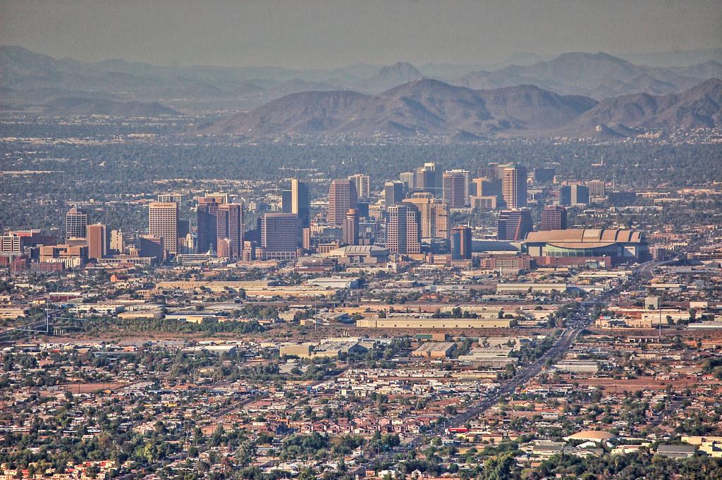 Phoenix, Arizona: Private Schutztruppe macht Jagd auf