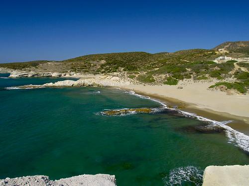 Milos Island Beach Faithful