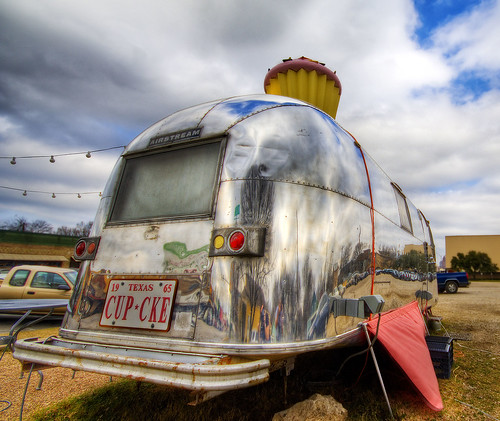 The Cup Cake Airstream of Austin | by Stuck in Customs