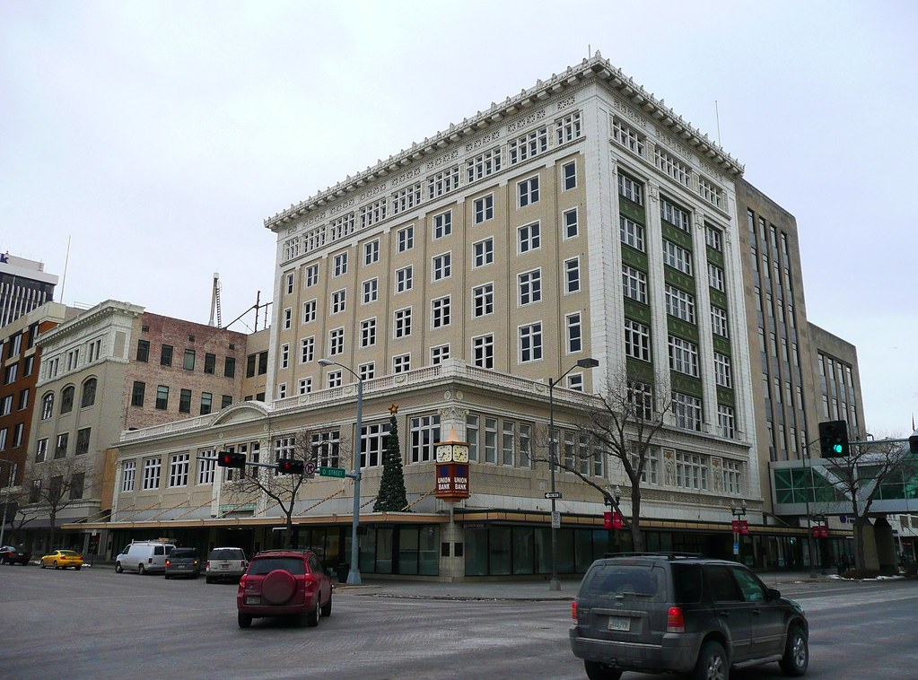 Lincoln Ne Miller And Paine Department Store 1 So