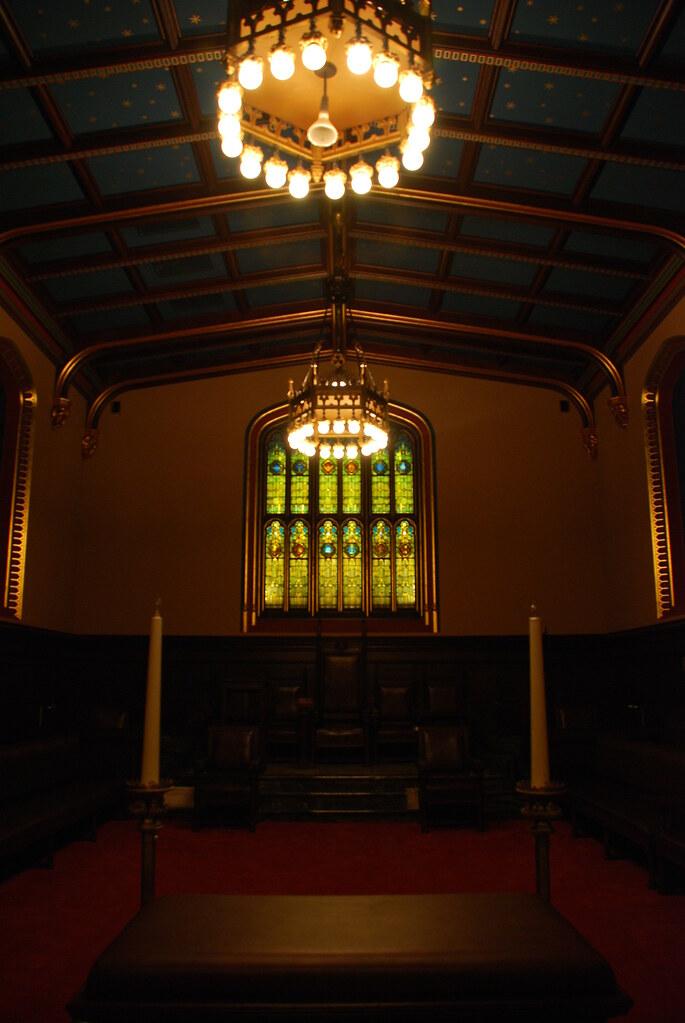 Free Room Gothic