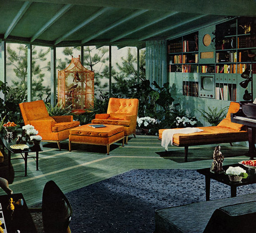 Living Room Ideas 2015 Top 5 Mid Century Modern Sofa: 50's Home Decor 4