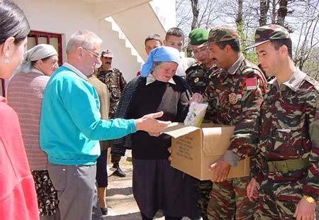 Les F.A.R. en Bosnie  IFOR, SFOR et EUFOR Althea 32814206551_4858a72dd2_o