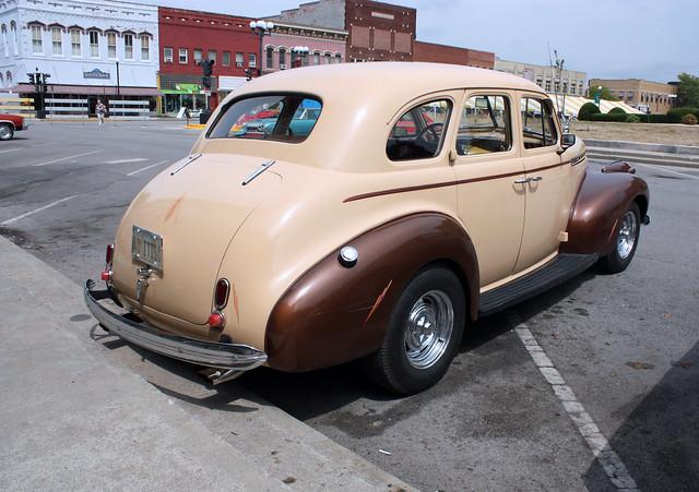 1940 chevrolet master deluxe 4 door sedan 4 of 5 for 1940 chevy 4 door sedan