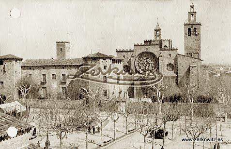 Sant cugat del valles barcelona 3168 monasterio y pl - Mudanzas sant cugat del valles ...