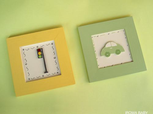 Quarto bebê  decoração Meios de Transporte  Quadrinhos Mei…  Flickr