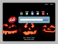 ask halloween 2007 | by rustybrick