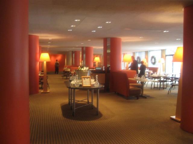 Charmant ... 12.9.07 MFA Bravo Dining Room #2 | By Nodame