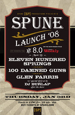 Spune Launch Poster | by Poster Dezigner