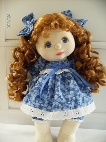 My Child Doll Wigged Baby Ringlet | by .*¨¨* .Roxanne.*¨¨*.