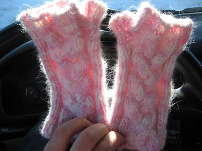 PinkMitts | by SleepyEyes