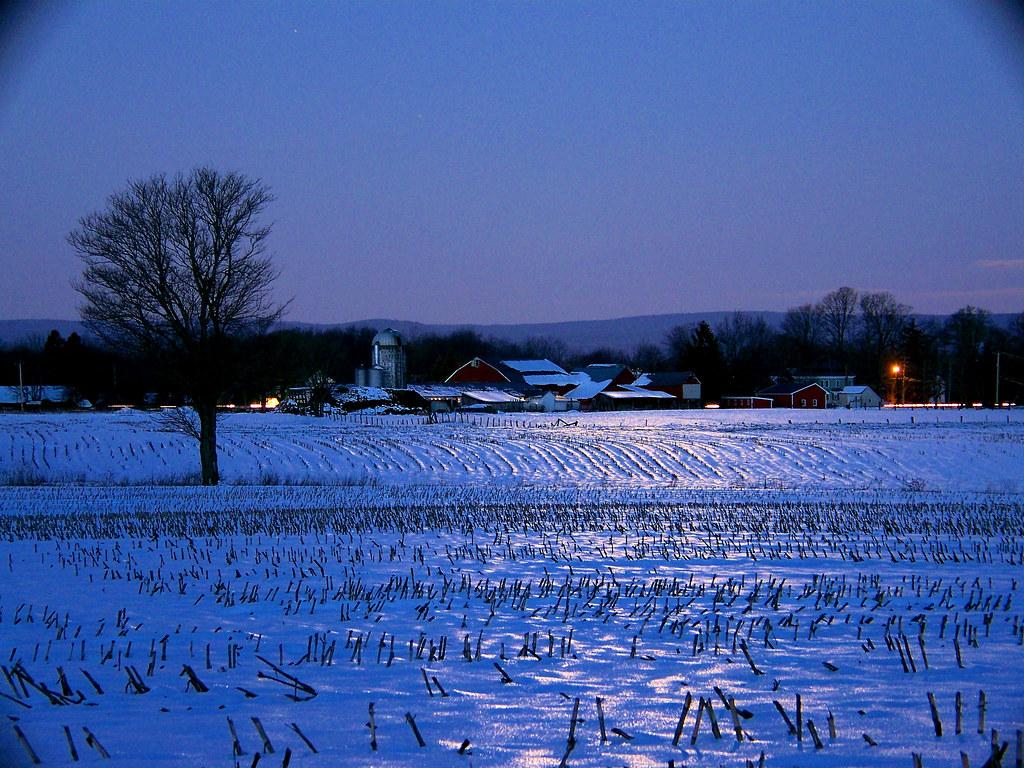 Moonlight on Snow | A ...