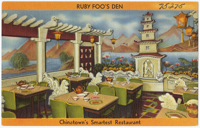 Ruby Foo S Chinese Restaurant Montreal