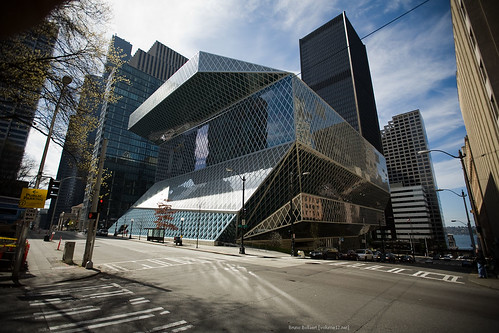 Seattle Central Library | by bruno tessa