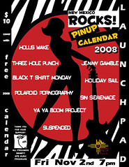 NM Rocks! Pinup Calendar  2007-11-02 | by alibidotcom