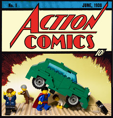 Lego Action Comics #1 | by levork