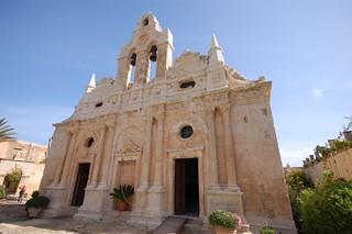 Moni Arkadiou, Crete  A
