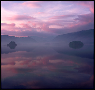 Borrowdale in Pink | by ShinyPhotoScotland
