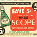 Scope Coupon