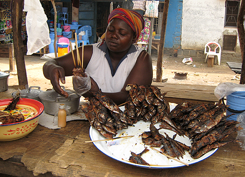 Fast food made in congo cedric kalonji flickr - Cuisine congolaise rdc ...