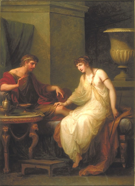 odysseus and penelope relationship