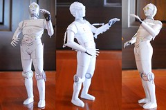 K-3PO papercraft | by The Official Star Wars