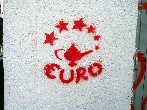 Euro Stencil | by stormgrass