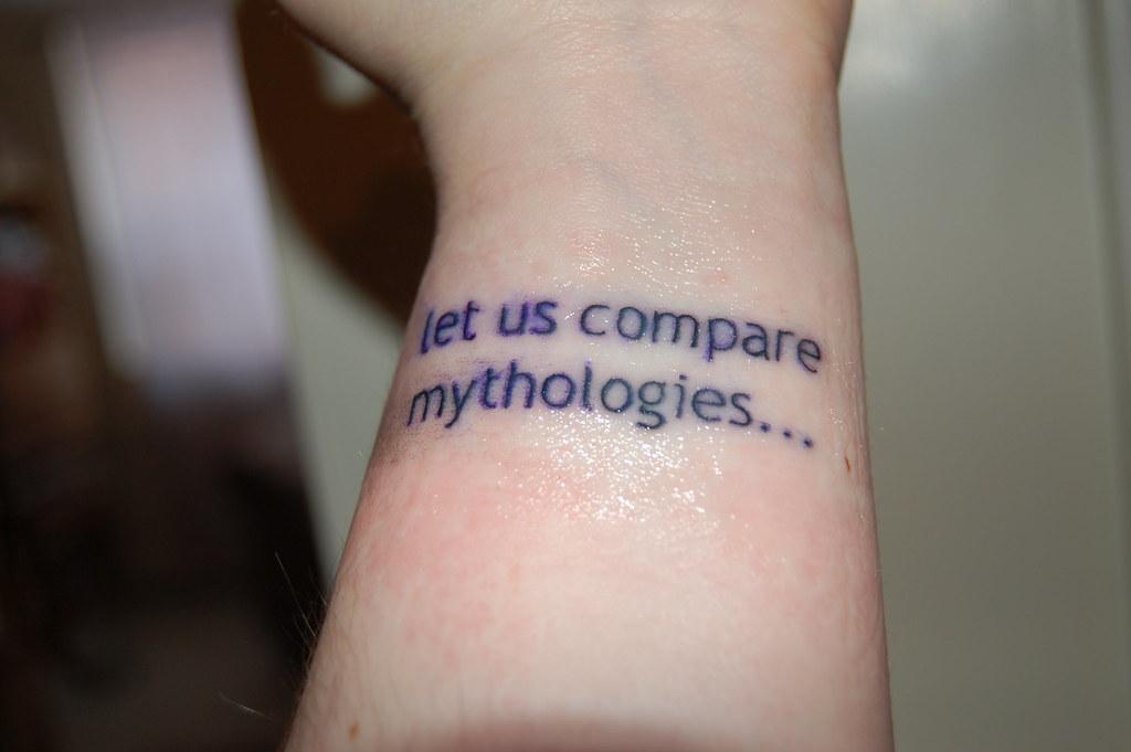 leonard tattoo