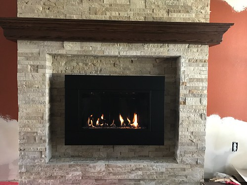 Solas 26 Wall Mount Gas Fireplace | by Thompson's Hearth & Home