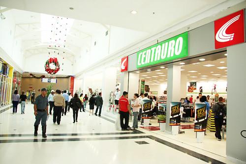 Suzano Sp Image: Centauro Shopping Suzano - Suzano/SP