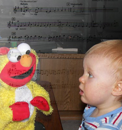 Sing-A-Long with Elmo | by ClaraDon