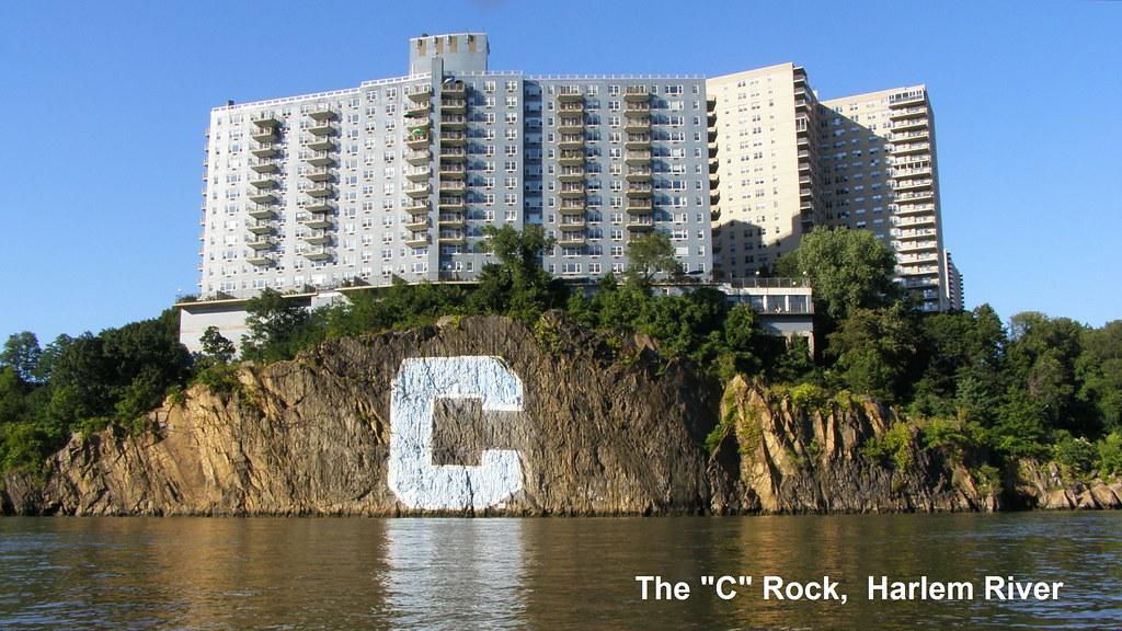 Columbia University S Quot C Rock Quot Harlem River Spuyten Duyv