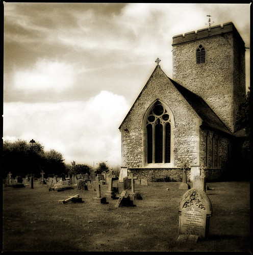 st mary's, cholsey | by anders mörtsell