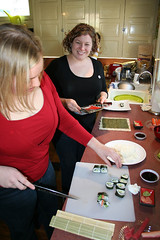 Sushi Making | by Wild Goose Creative
