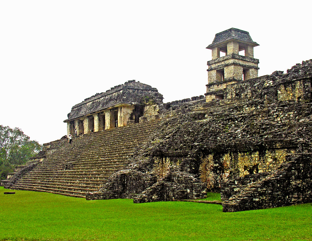 Image result for Temple of Inscriptions, Palenque