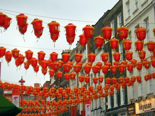 Lanterns in China Town | by ::Christine::