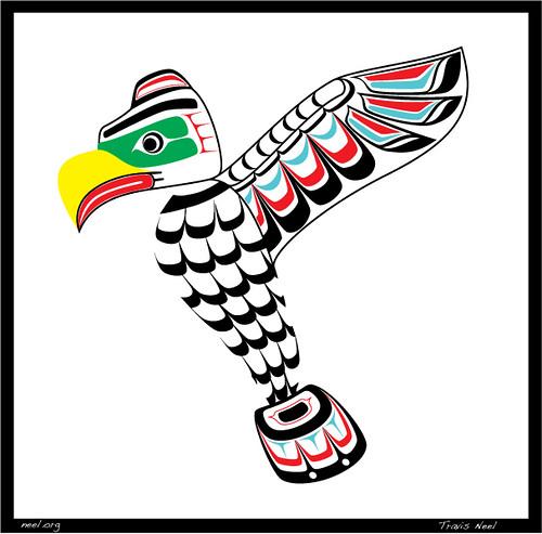 thunderbird totem design a thunderbird design that takes camera clip art photographer camera clip art transparent background